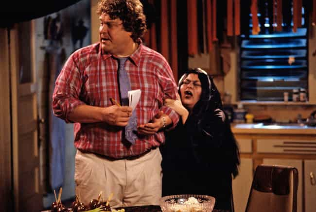 Roseanne - BOO! is listed (or ranked) 2 on the list The Best '90s Halloween Specials