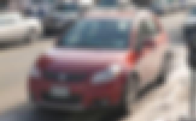 Suzuki SX4 AWD Hatchback is listed (or ranked) 1 on the list List of Popular Suzuki Hatchbacks