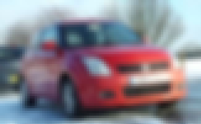 Suzuki Swift GLX Turbo is listed (or ranked) 4 on the list List of Popular Suzuki Hatchbacks