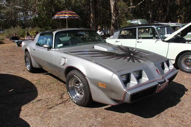 Pontiac Firebird Formula... is listed (or ranked) 1 on the list List of Popular Pontiac Convertibles