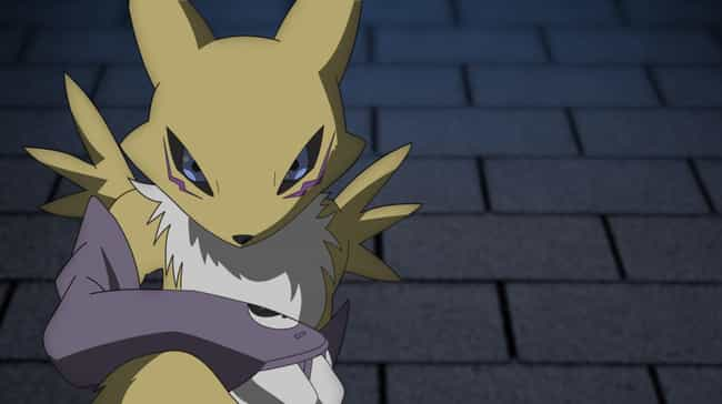 Renamon - 'Digimon Tamers' is listed (or ranked) 1 on the list The 20 Greatest Digimon Of All Time