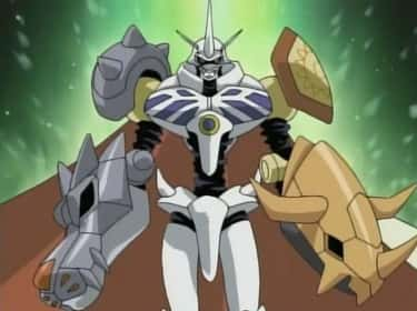 Omnimon - 'Digimon Adventure 0 is listed (or ranked) 1 on the list The 20 Greatest Digimon Of All Time