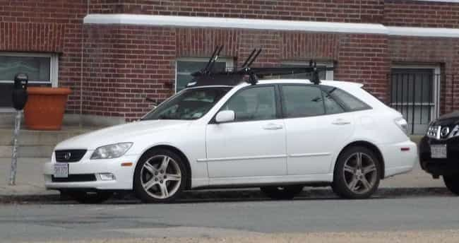 Lexus IS300 Wagon is listed (or ranked) 1 on the list List of Popular Lexus Station Wagons