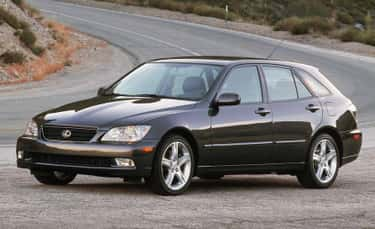 Lexus IS 300 SportCross Wagon is listed (or ranked) 2 on the list List of Popular Lexus Station Wagons