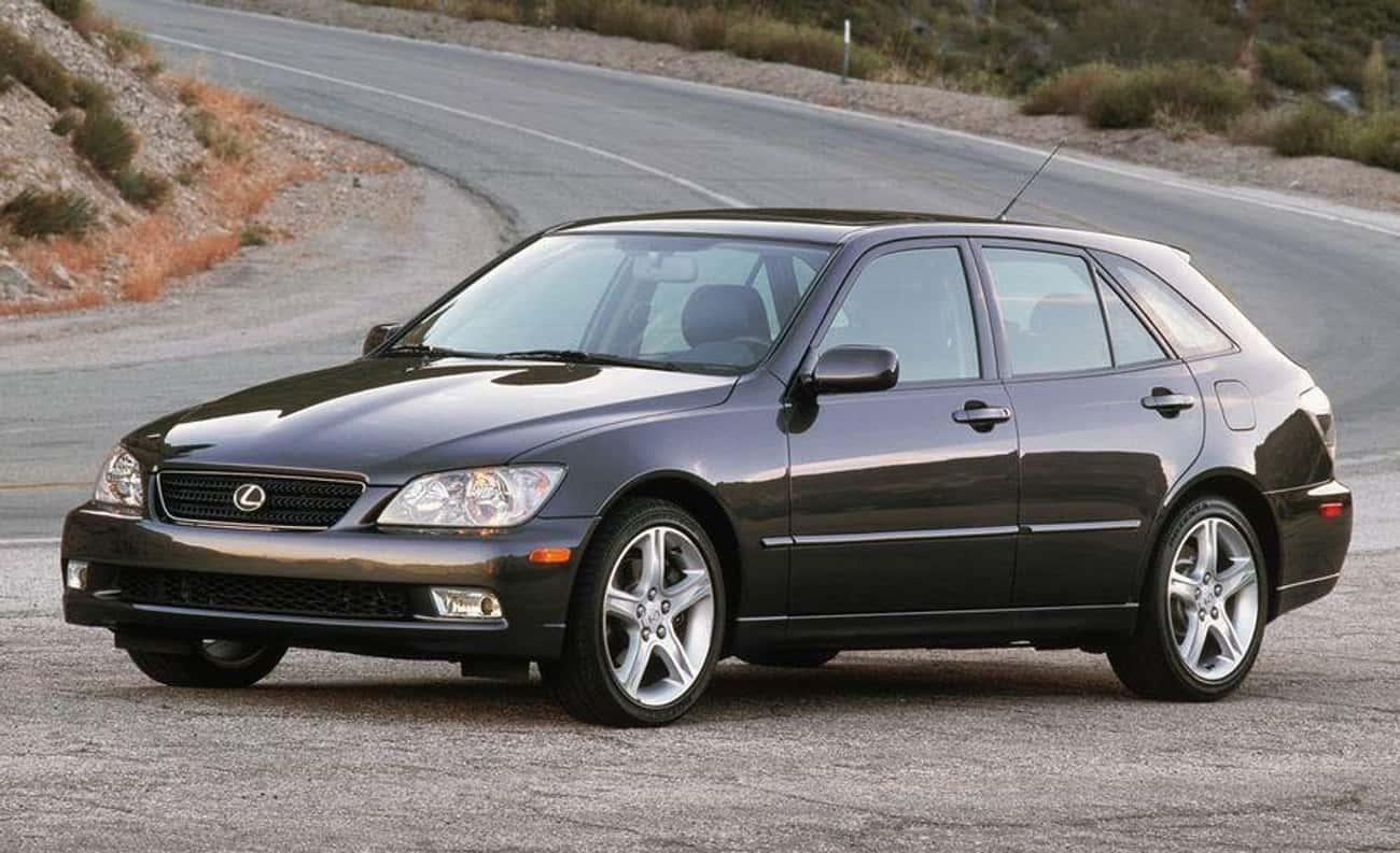 Lexus IS 300 SportCross Wagon