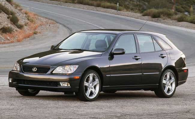 Lexus Is 300 Sportcross Wagon Listed Or Ranked 2 On The List