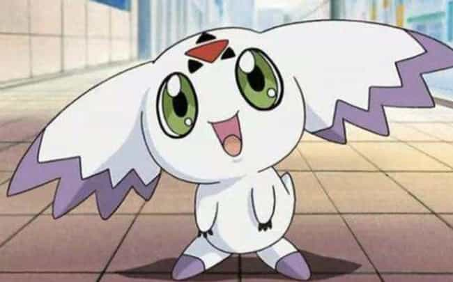 Calumon - 'Digimon Tamers' is listed (or ranked) 4 on the list The 20 Greatest Digimon Of All Time