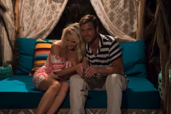 'Bachelor In Paradise' S... is listed (or ranked) 2 on the list The Biggest Scandals In Bachelor And Bachelorette History