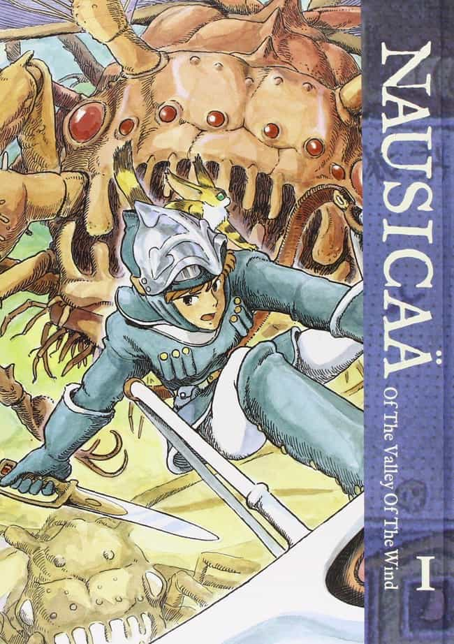 Nausicaä Of The Valley Of The ... is listed (or ranked) 3 on the list The 15 Best Starter Manga To Check Out If You Only Watch Anime