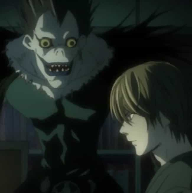 The 15 Best Ryuk Quotes From Death Note