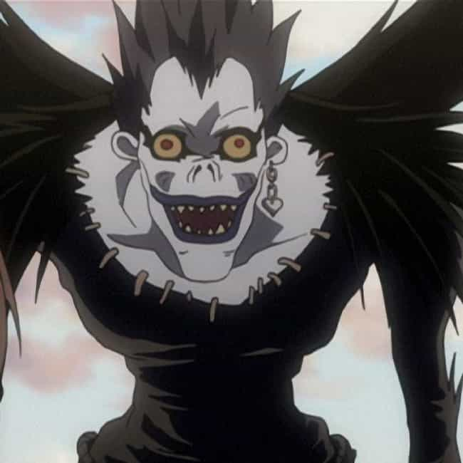 Human World is listed (or ranked) 4 on the list The Best Ryuk Quotes From Death Note