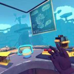 Wayward Sky is listed (or ranked) 9 on the list The Best VR Puzzle Games