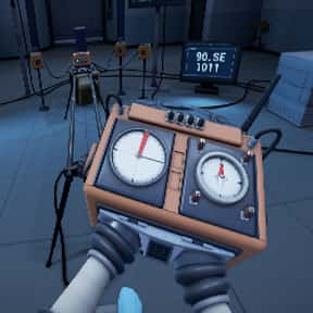 Statik is listed (or ranked) 16 on the list The Best VR Puzzle Games