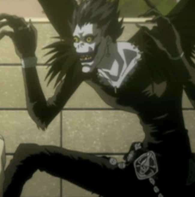 Worth an Academy Award is listed (or ranked) 4 on the list The Best Ryuk Quotes From Death Note