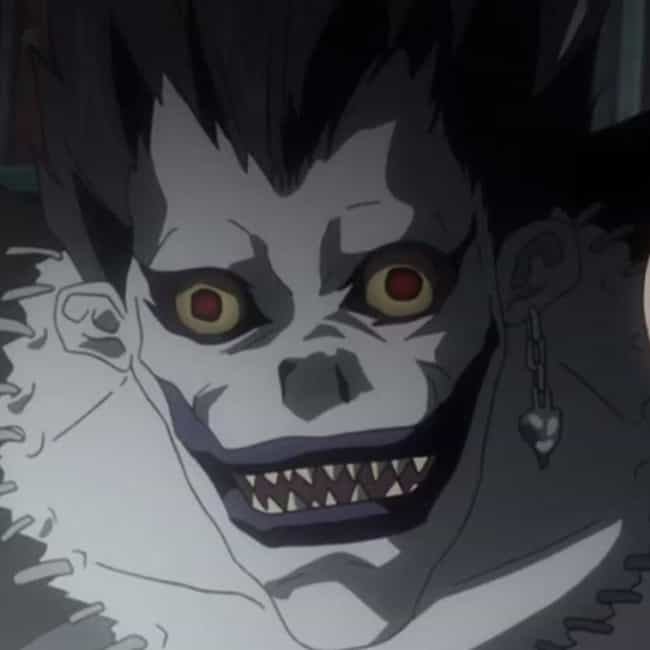 All Is Just An Accident ... is listed (or ranked) 2 on the list The Best Ryuk Quotes From Death Note