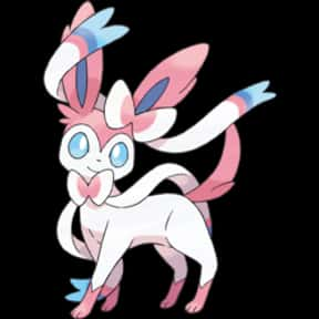 Sylveon is listed (or ranked) 18 on the list The Greatest Fox Characters of All Time