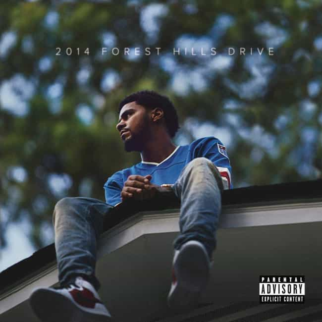 2014 Forest Hills Drive ... is listed (or ranked) 1 on the list The Best J. Cole Albums, Ranked