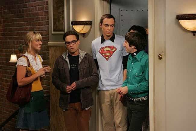 What Being Saved By The Man Of... is listed (or ranked) 3 on the list Super Smart 'Big Bang Theory' Jokes You Totally Missed