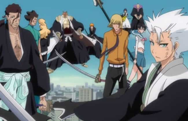 The Best Bleach Arcs In Series History
