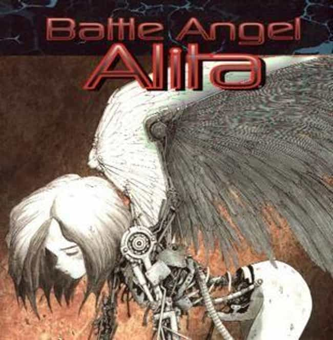 Battle Angel Alita is listed (or ranked) 4 on the list The 15 Best Starter Manga To Check Out If You Only Watch Anime