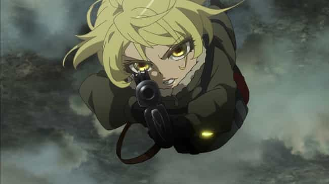 The Saga Of Tanya The Evil is listed (or ranked) 3 on the list 14 Good Anime Recommendations For Atheists