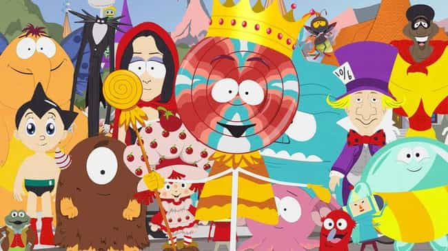 Imaginationland Trilogy ... is listed (or ranked) 1 on the list All Of South Park's Multi-Part Episodes, Ranked by Fans