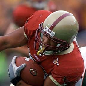 Derrick Knight is listed (or ranked) 6 on the list The Best Boston College Eagles Running Backs of All Time