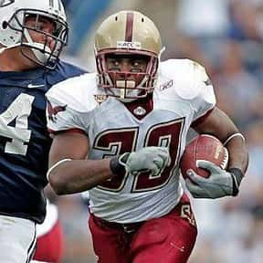 L.V. Whitworth is listed (or ranked) 17 on the list The Best Boston College Eagles Running Backs of All Time
