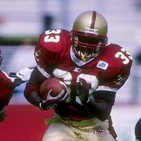 Omari Walker is listed (or ranked) 9 on the list The Best Boston College Eagles Running Backs of All Time