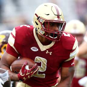 AJ Dillon is listed (or ranked) 1 on the list The Best Boston College Eagles Running Backs of All Time