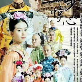 Scarlet Heart is listed (or ranked) 15 on the list The Best Chinese Dramas and Soap Operas