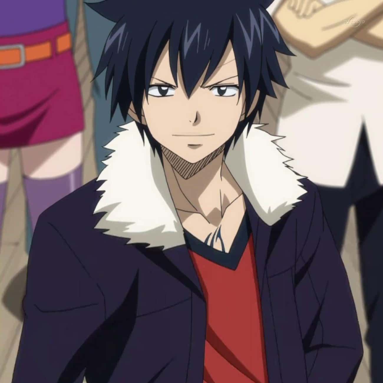 Do What I Want is listed (or ranked) 4 on the list The Best Gray Fullbuster Quotes