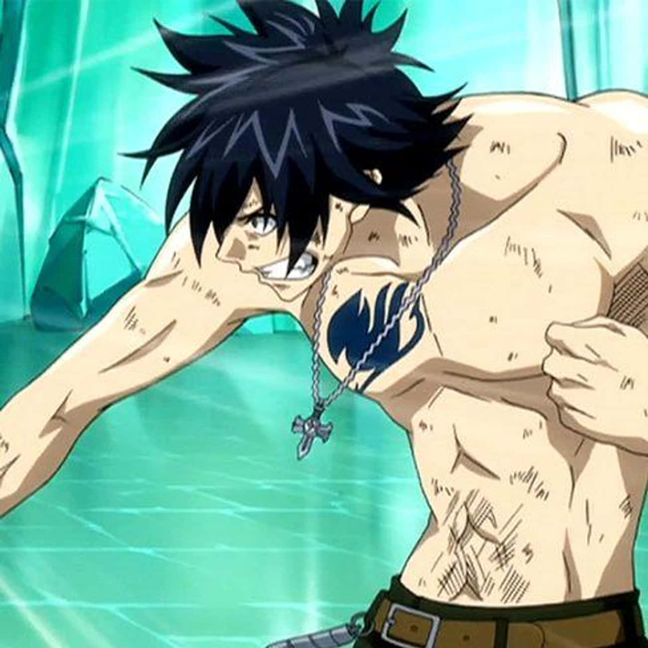 I Don't Care Where I Get H is listed (or ranked) 1 on the list The Best Gray Fullbuster Quotes