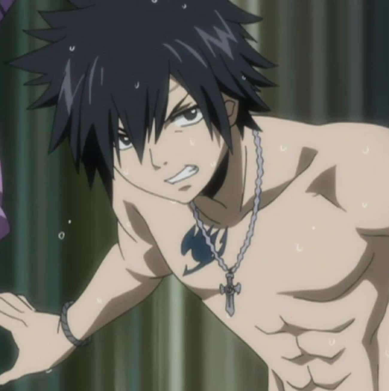 Face the Fear is listed (or ranked) 2 on the list The Best Gray Fullbuster Quotes
