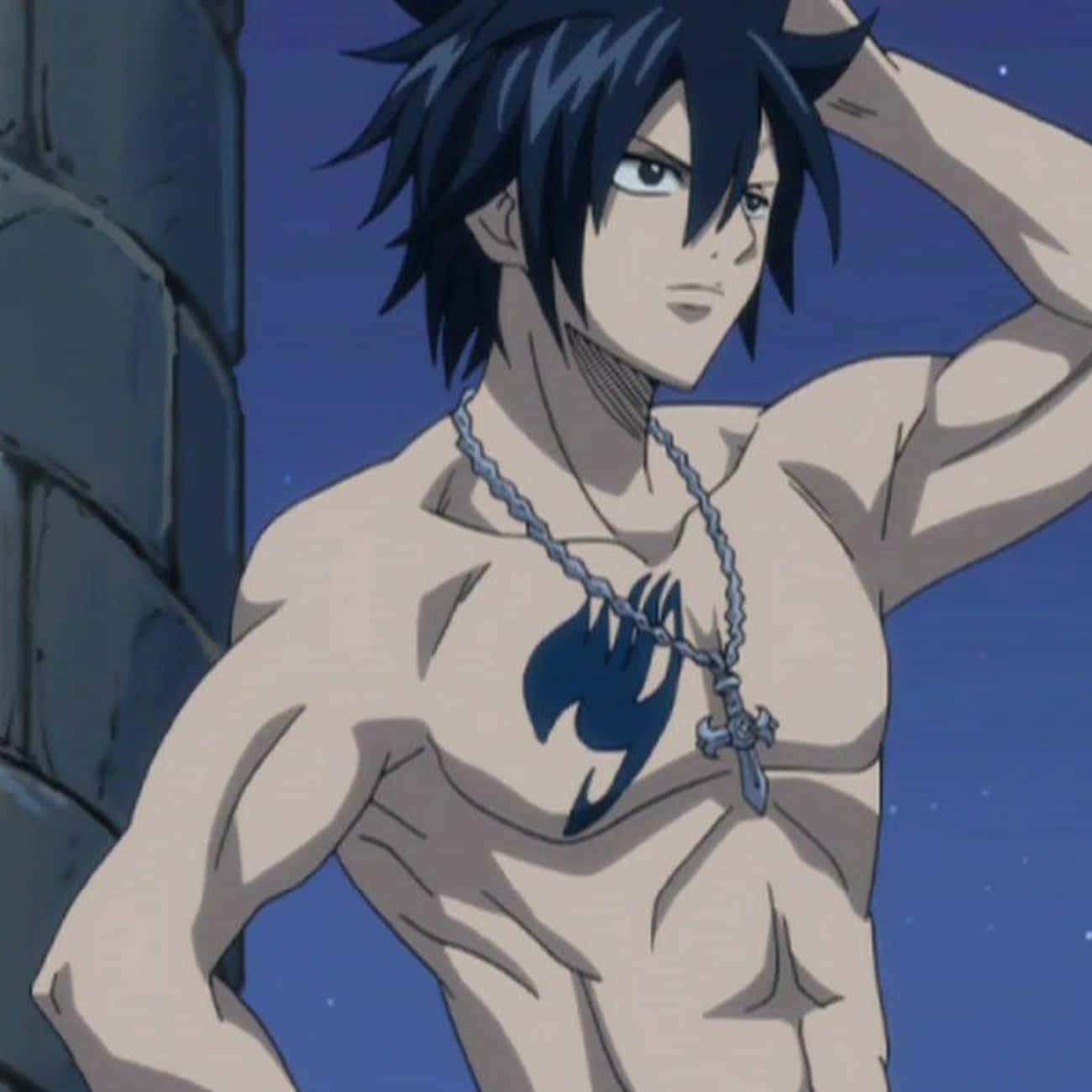 Wall That Blocks You from Movi is listed (or ranked) 3 on the list The Best Gray Fullbuster Quotes