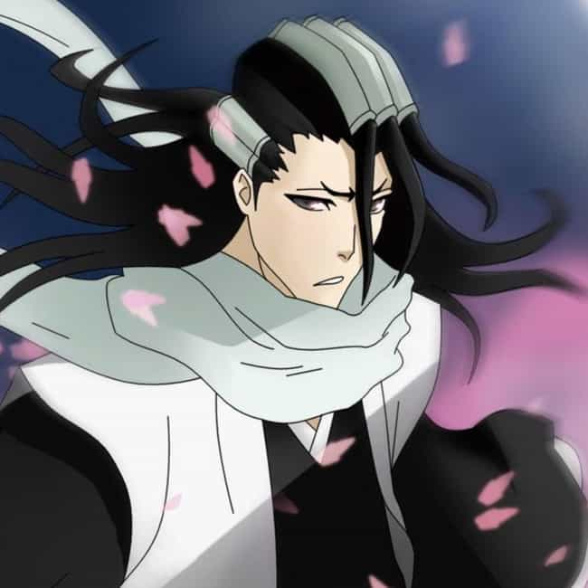 Be Proud is listed (or ranked) 2 on the list The Best Byakuya Kuchiki Quotes