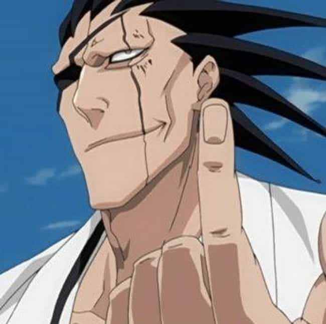 More Important is listed (or ranked) 2 on the list The Best Kenpachi Zaraki Quotes