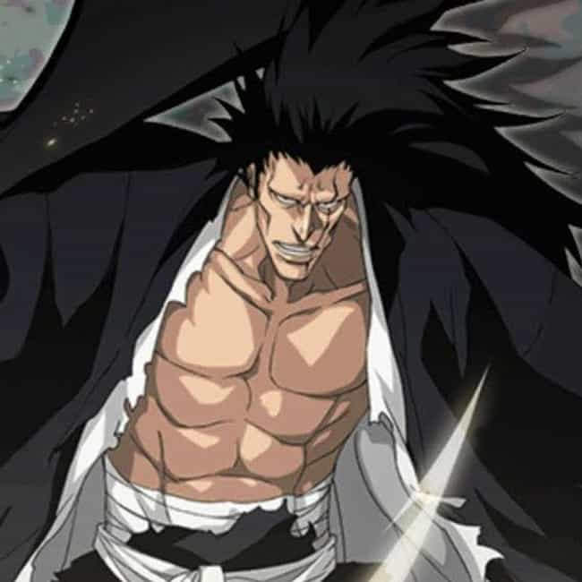 As Long as Someone's Still... is listed (or ranked) 4 on the list The Best Kenpachi Zaraki Quotes