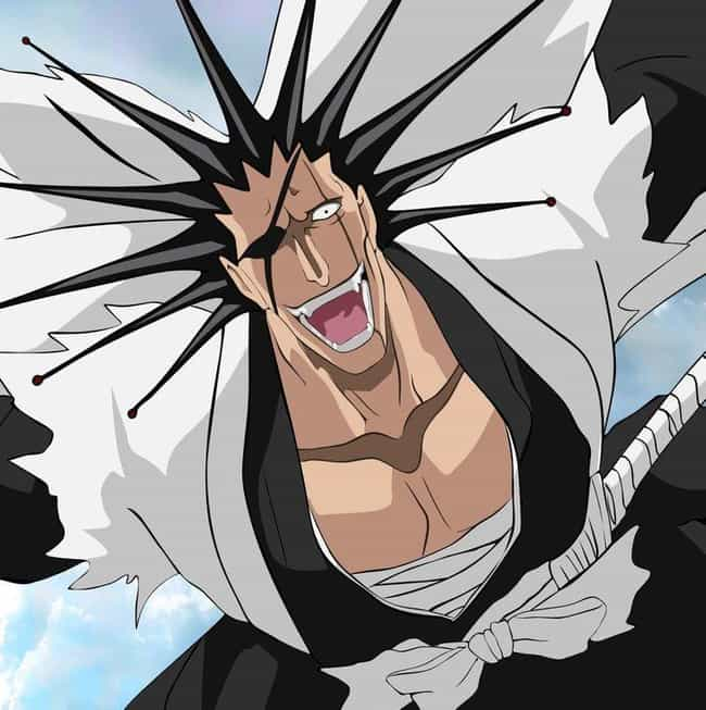 A Useless Thing is listed (or ranked) 2 on the list The Best Kenpachi Zaraki Quotes