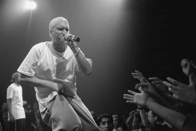 1997: It Started Over A ... is listed (or ranked) 1 on the list The History Of The Beef Between Eminem And Insane Clown Posse