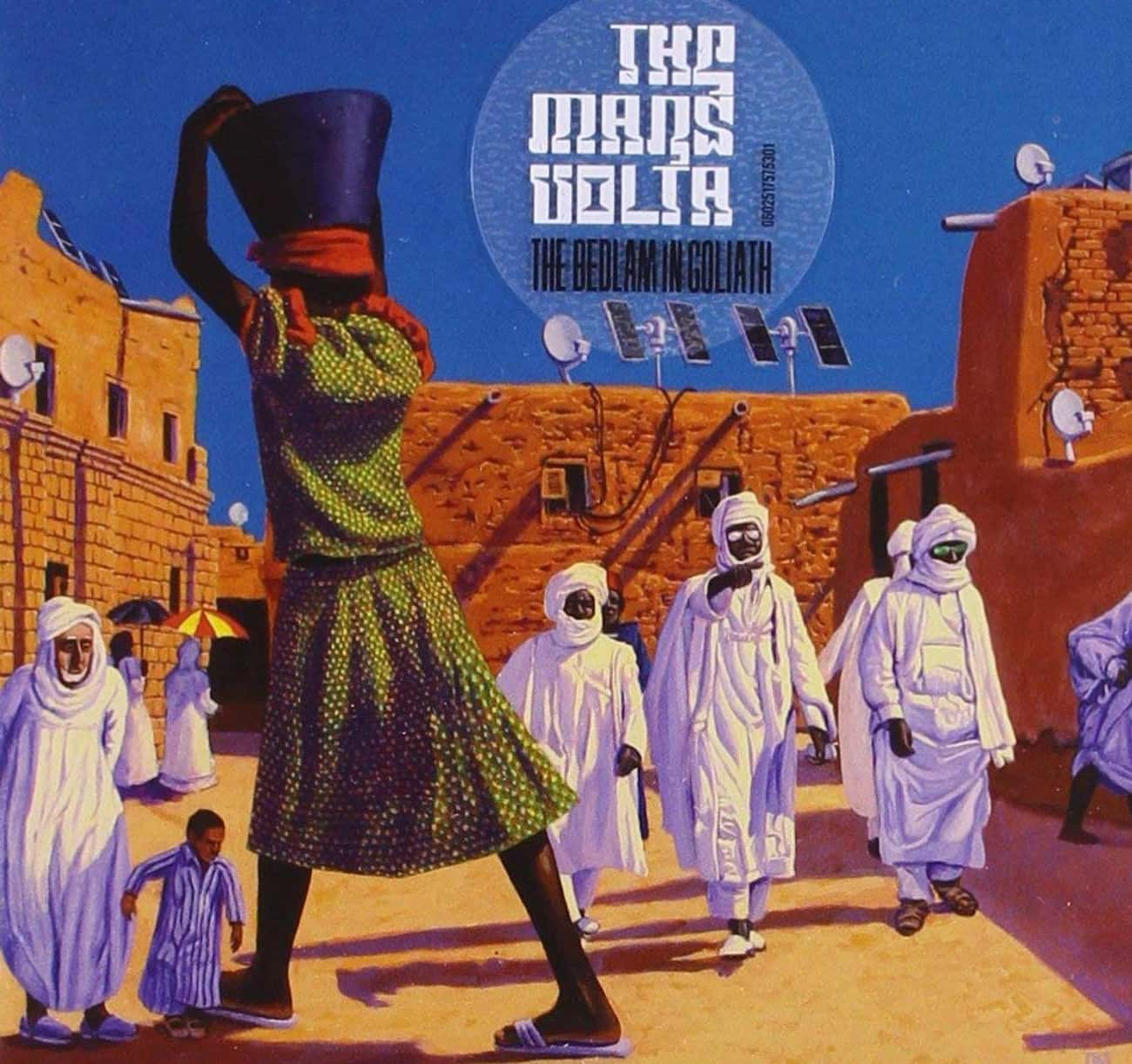 The Album Was Inspired By Conv is listed (or ranked) 2 on the list There Is Compelling Evidence The Mars Volta's Fourth Album Was Directly Influenced By A Demon