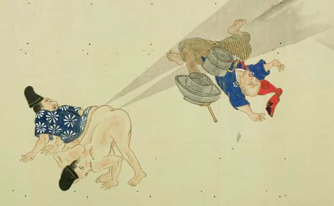The Fart Warriors Could Destro... is listed (or ranked) 2 on the list Classical Japan's Epic Fart Battles Will Blow You Away