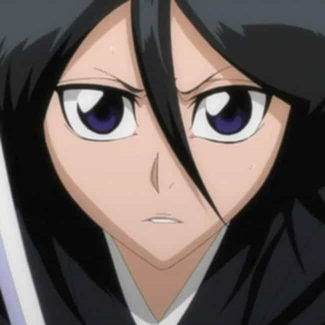 Even If No One in the Wo... is listed (or ranked) 1 on the list The Best Rukia Kuchiki Quotes
