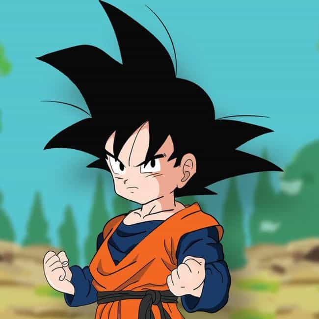 Be Like a Super Saiyan is listed (or ranked) 1 on the list The Best Goten Quotes