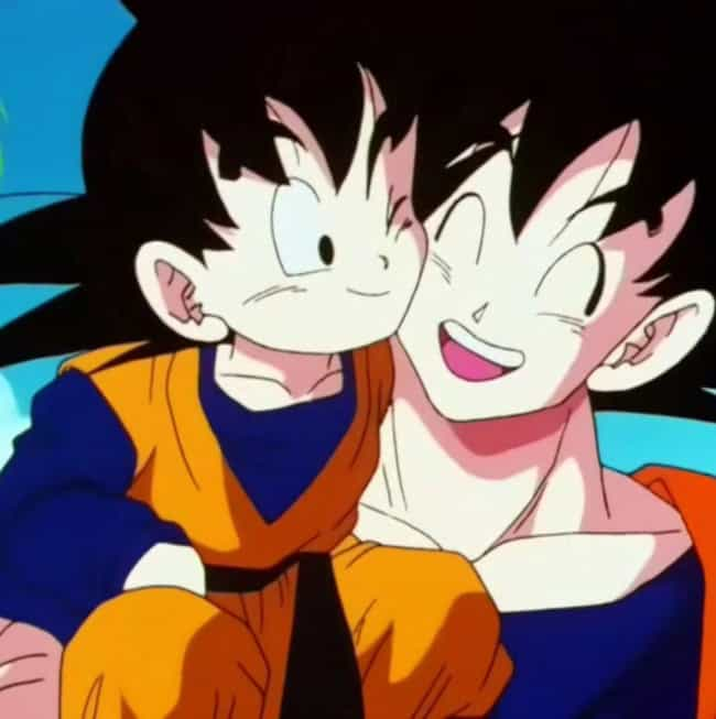 Fancy Meeting is listed (or ranked) 4 on the list The Best Goten Quotes