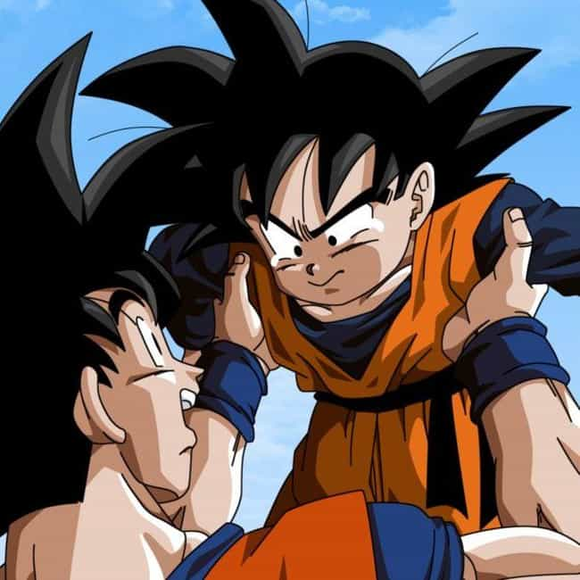 I'm Goten is listed (or ranked) 3 on the list The Best Goten Quotes