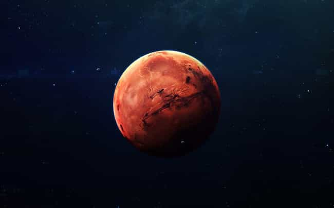 Mars Had Tsunamis And Lava Wat... is listed (or ranked) 1 on the list Everything We've Learned About Space Since You Were In School