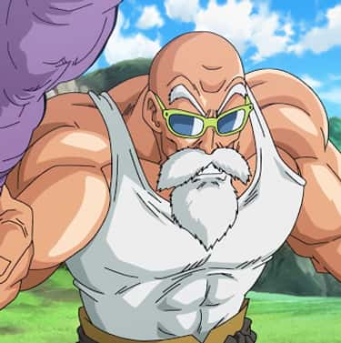 The Purpose for Entering the T is listed (or ranked) 2 on the list The Best Master Roshi Quotes