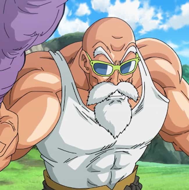 The Purpose for Entering the T... is listed (or ranked) 3 on the list The Best Master Roshi Quotes