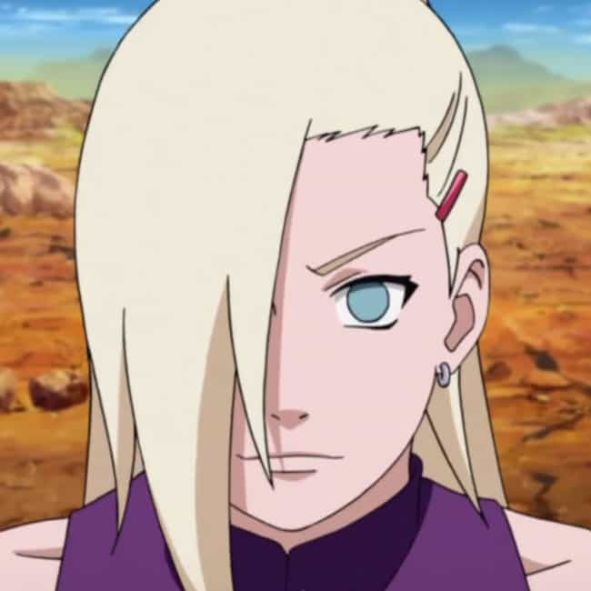 Mistook Her For A Vase ... is listed (or ranked) 1 on the list The Best Ino Yamanaka Quotes